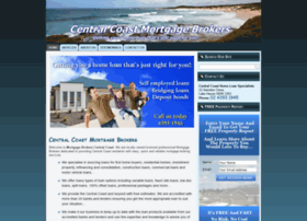 mortgagebrokerscentralcoast.com