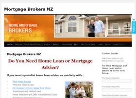 mortgagebrokersnz.com