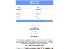 mortgagecalculatorplugin.com