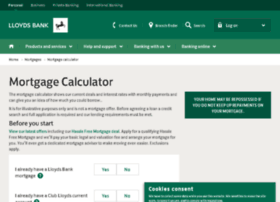 mortgagecalculators.lloydstsb.com