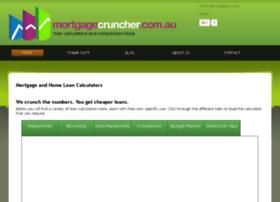 mortgagecruncher.com.au