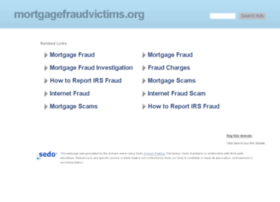 mortgagefraudvictims.org