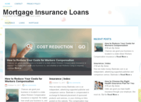 mortgageinsuranceloan.com