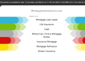 mortgageleadsamerica.com