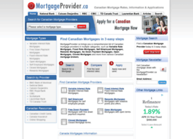 mortgageprovider.ca
