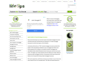 mortgages.lifetips.com