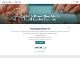 mortgages.longandfoster.com