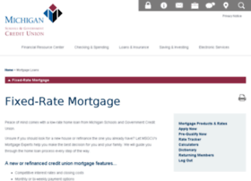 mortgages.msgcu.org
