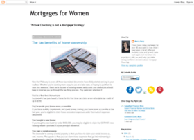 mortgages4women.blogspot.com