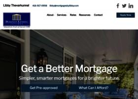 mortgagesbylibby.com