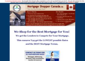 mortgageshoppercanada.ca