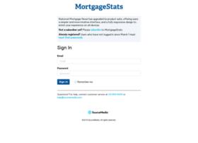 mortgagestats.com