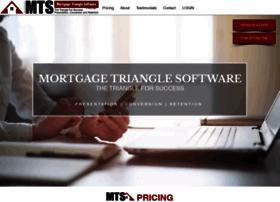 mortgagetrianglesoftware.com