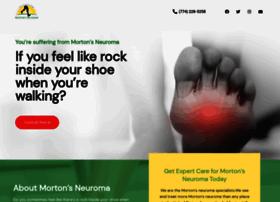 mortonsneuroma.net