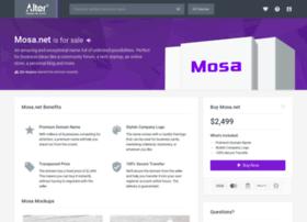 mosa.net