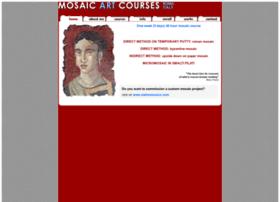 mosaicartcourses.com