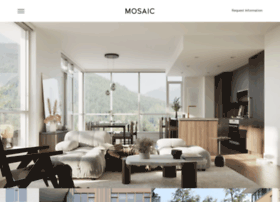 mosaichomes.com
