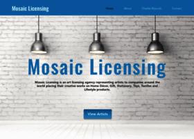 mosaiclicensing.com