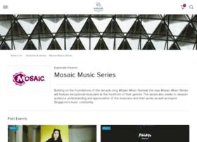 mosaicmusicfestival.com