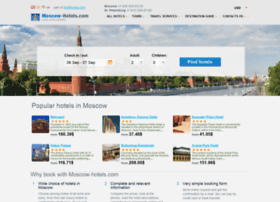 moscow-hotels.com