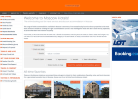 moscow-hotels.net