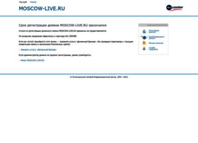 moscow-live.ru