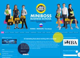 Moscow.miniboss-school.com