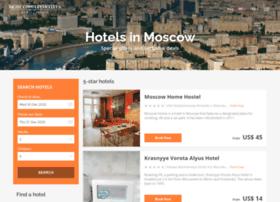 moscowcityhotels.com