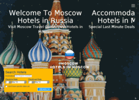 moscowhotelsinmoscow.com