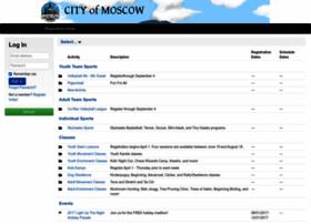 moscowrecreation.sportsites.com