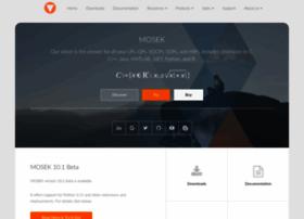 mosek.com