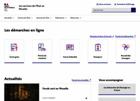 moselle.gouv.fr