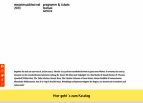 moselmusikfestival.de