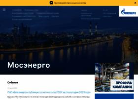 mosenergo.ru
