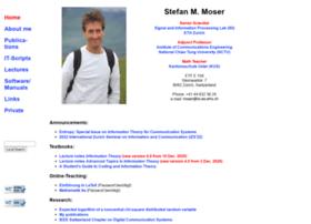 moser-isi.ethz.ch