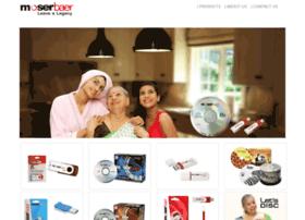 moserbaer.com