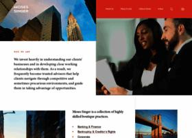 mosessinger.com
