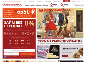 mosgorlombard.ru