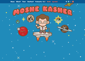 moshekasher.com