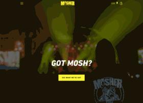 mosherclothing.com