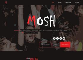 moshnightclub.com