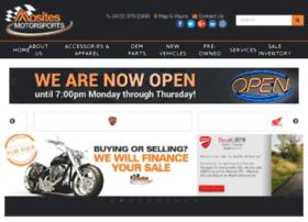 mositesmotorsports.com