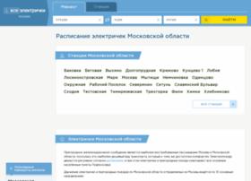 moskva.elektrichki.net