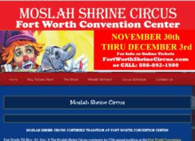 moslahshrinecircus.com
