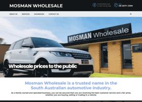 mosmancars.com.au