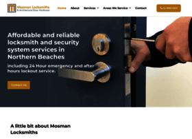 mosmanlocksmiths.com.au