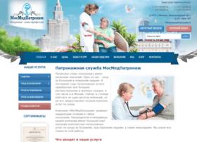 mosmedpatronage.ru