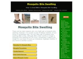mosquitobiteswelling.com