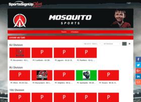 mosquitosports.sportssignup.com
