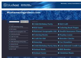 mostamazingvideoz.com